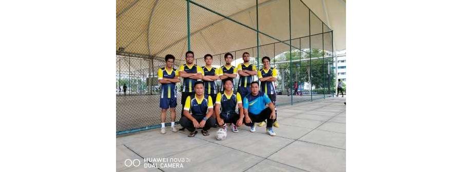 Pertandingan Sukan Futsal Lelaki Bagi Karnival Sukan Jabatan Perkhidmatan Pembentungan (JPP)