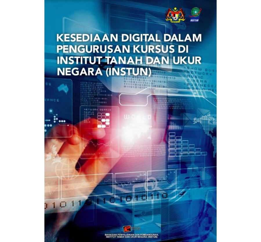 Digital Readiness in Course Management at the National Institute of Lands and Surveys (INSTUN)